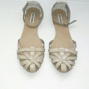 Steve Madden Nude Trudee Sandals 8